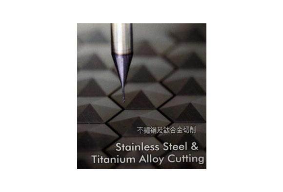 Stainless Steel & Titanium Alloy Cutting