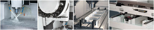 High Speed Vertical Machining Center